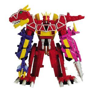 Image de Bandai 43095 - DX Megazord Dino Charge