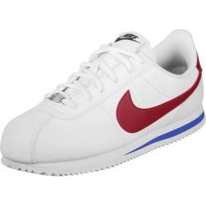 Nike Chaussure Cortez Basic SL pour Enfant plus âgé - Blanc - Taille 37.5 - Unisex