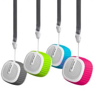 Campus Poppy Music - Mini Enceinte Bluetooth portable 3W RMS