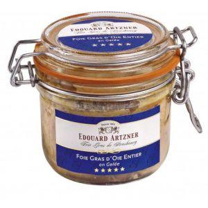 Edouard Artzner Foie gras d'oie entier d'Alsace, Bocal 180 gr