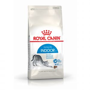 Royal Canin Croquette chat indoor 27 (Sac de 400g)
