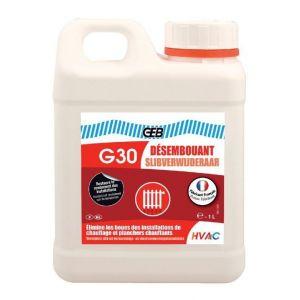 Geb Désembouant G30 - Bidon 1L