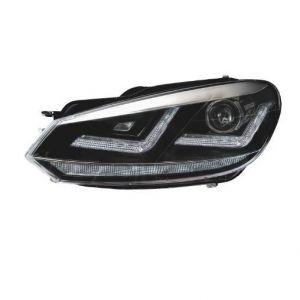 Osram Projecteur complet LED, xenon (lampe à décharge de gaz) Auto LEDriving Golf VI XENARC Chrome Edition 1 paire