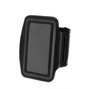 Temium Brassard sport MP3 noir néoprène