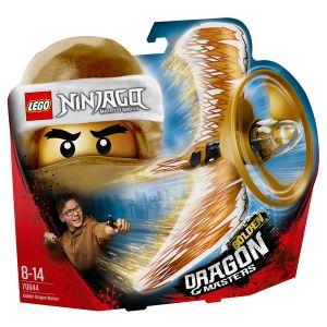 Lego 70644 - Ninjago : Le maître du dragon d'or