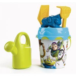 Smoby Seau garni avec arrosoir Toy Story (grand modèle)