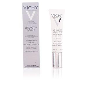 Vichy Liftactiv Yeux - Crème soin anti-rides et fermeté