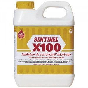 Scs sentinel X100 Inhibiteur de corrosion et d'entartrage