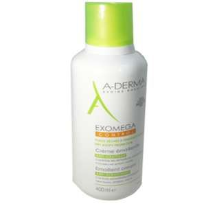 A-Derma EXOMEGA CONTROL - Crème émolliente anti-grattage 400 ml