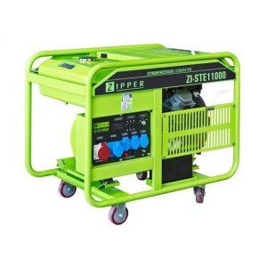 Zipper Groupe électrogène thermique 4 temps 20 CV - 14 700 W ZI-STE11000 -