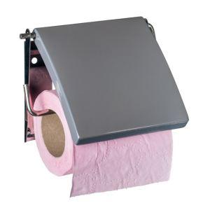 Porte-papier toilettes Uni en mdf (11,5 x 13,5 cm)