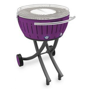 Lotusgrill lg-li-600 - Barbecue à charbon portable 60cm xxl