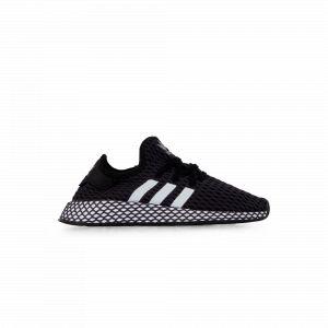 Adidas Baskets -originals Deerupt Runner Children - Core Black / Ftwr White / Grey Five - EU 28