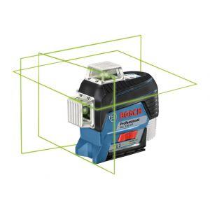 Bosch GLL 3-80 CG + BM1 Laser lignes sans fil