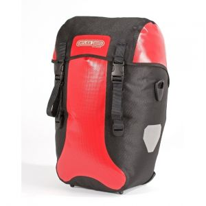 Ortlieb Sacoche Bike-Packer Classic F2601 - Rouge / Noir