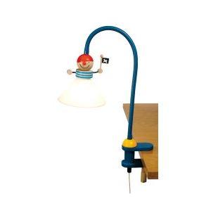 Niermann Standby 247 - Lampe liseuse pour enfants Pirate en plastique / métal / bois 20 W