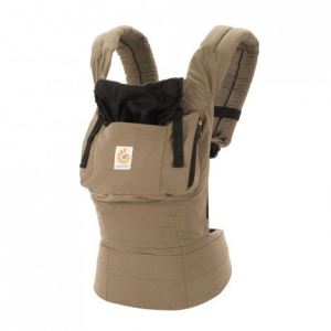 Ergobaby Original - Porte bébé ventral, dorsal et portage sur la hanche