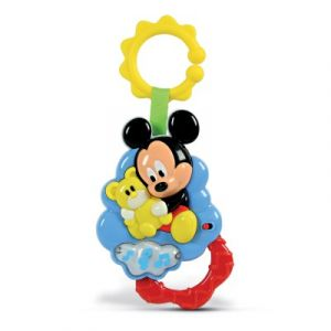 Clementoni Hochet électronique Nuage Baby Mickey