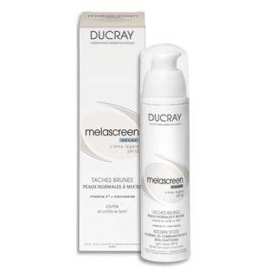 Ducray Melascreen éclat - Crème légère SPF15