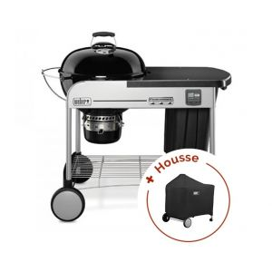 Weber Performer Premium GBS - Pack barbecue à charbon + housse