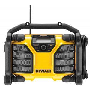 Dewalt DCR017 - Radio de chantier avec fonction chargeur XR et Digital Audio Broadcasting