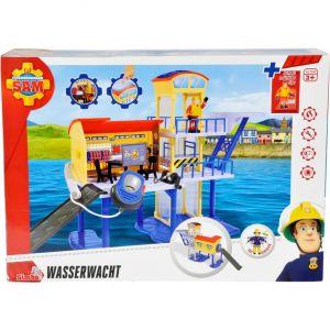 Simba Toys Centre de secours en mer Sam le Pompier