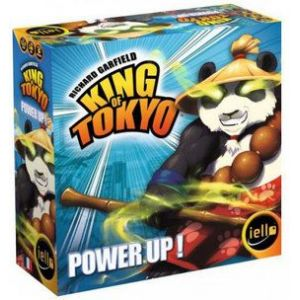 Iello King Of Tokyo : Power Up