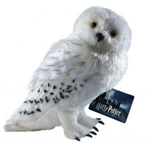 Peluche Hedwig Harry Potter 30 cm