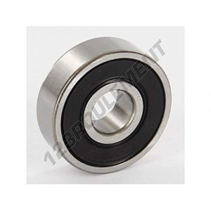 SKF Roulement a billes 629-2RS - 9x26x8 mm