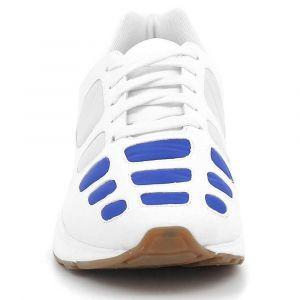 Le Coq Sportif ZEPP, Baskets Mixte Adulte, Blanc Optical White, 45 EU