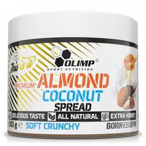 Olimp sport nutrition Premium Almond Coconut 300 g Soft Crunchy