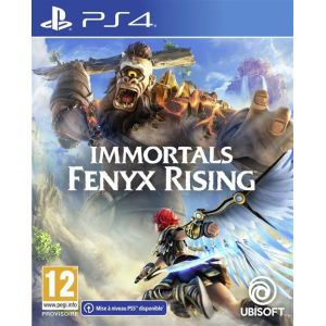 Jeu Ps4 Immortals Fenyx Rising [PS4]