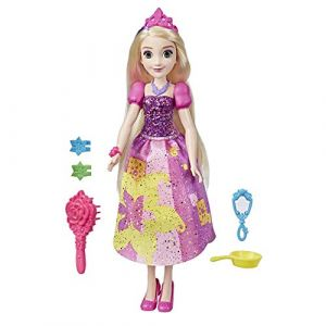 Hasbro Poupée Raiponce À Coiffer - Disney Princesse
