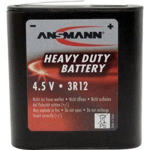Ansmann 3R12 piles 4,5V