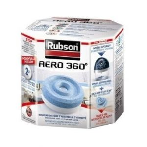 Rubson Recharge absorbeur Power Tabs - Lot de 6