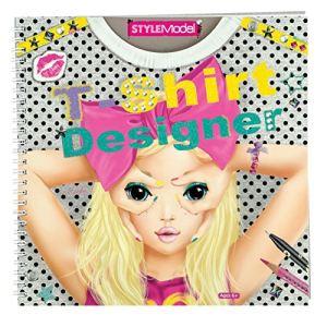 Depesche Top Model - Album tee-shirt Designer (modèle aléatoire)
