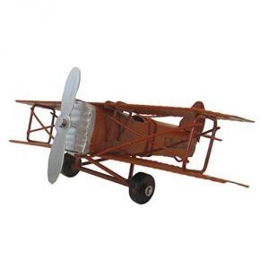 Pioupiou & merveilles Avion en métal Le Petit Prince 15 cm