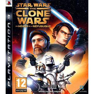 Star Wars : The Clone Wars - Les Héros de la République [PS3]