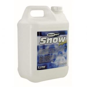 Showtec 80358 Liquide pour machine à neige 5 l