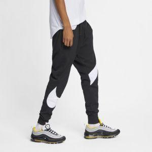 Nike Pantalon en molleton Sportswear pour Homme - Noir - Couleur Noir - Taille XL