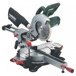 Metabo KGS 216 M - Scie à onglet 216 mm 1500W