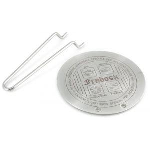 Frabosk Disque adaptateur 14,5 cm pour plaque induction