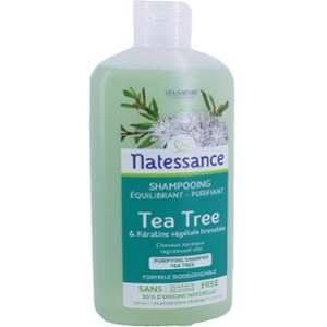 Natessance Shampooing équilibrant - purifiant Tea Tree