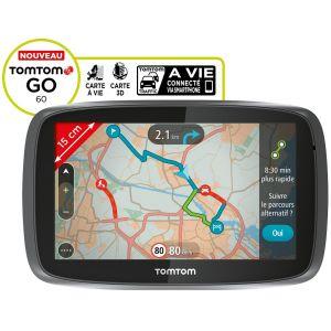 TomTom GO 60 - GPS
