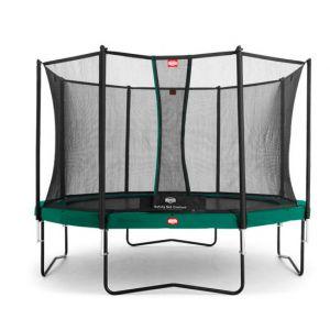 Berg Toys Pack Trampoline Champion - 270 cm + filet de sécurité comfort