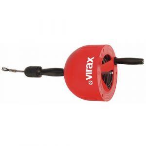 Virax Deboucheur à tambour professionnel VAL 26
