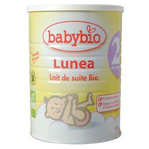 BabyBio Lait de suite Confort n°2 900g - dès 6 mois