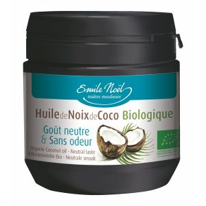 Emile Noël Huile de coco désodorisée biologique 500 ml