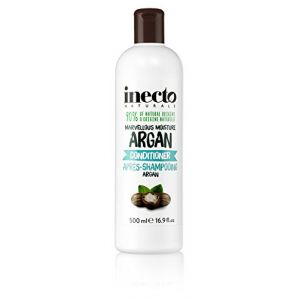 inecto Naturals - Après shampoing Argan 500 ml