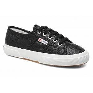 Image de Superga 2750 Lamew, Sneakers Basses femme, Noir (999 Black), 40 EU